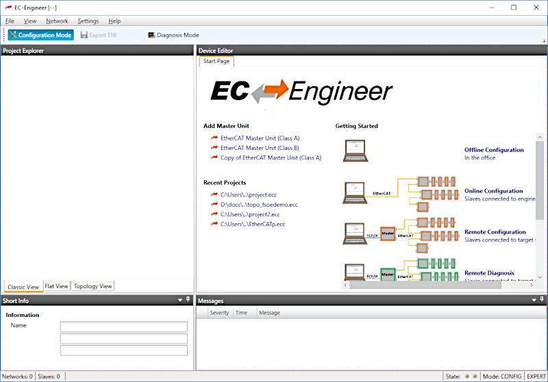 EC-Engineer Software Development Kit - acontis