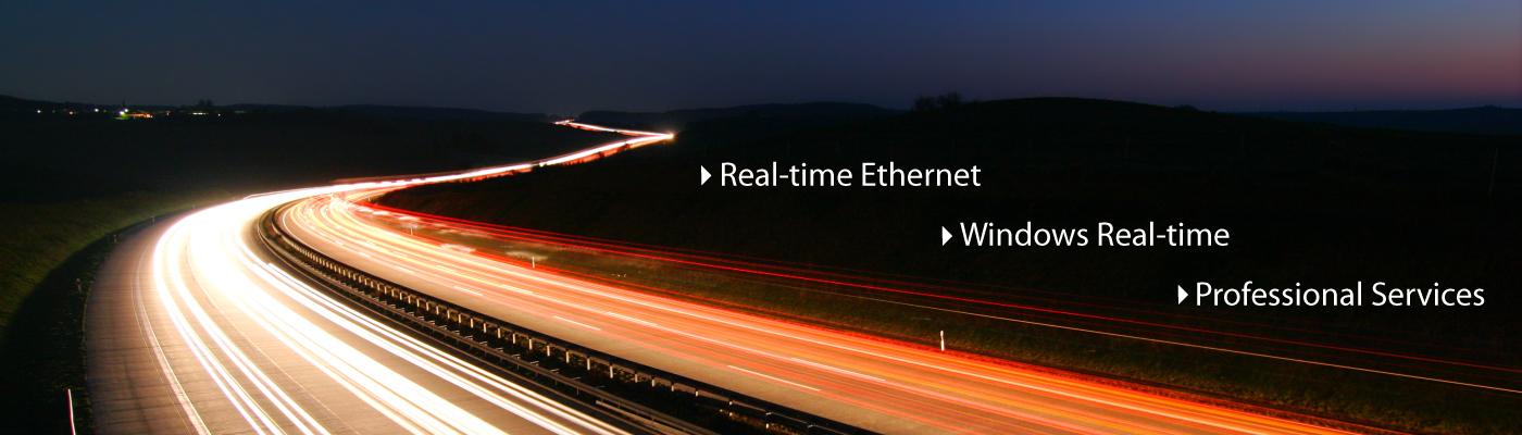 EtherCAT® - Real-time/Multicore/Hypervisor - TSN - acontis